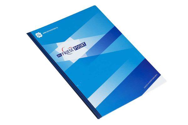 Rapportmappen diplomamappen